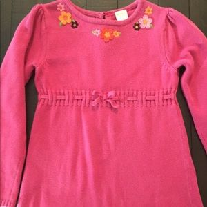 Size 6 Gymboree 💗Long Sleeve Dress, Perfect for🍂
